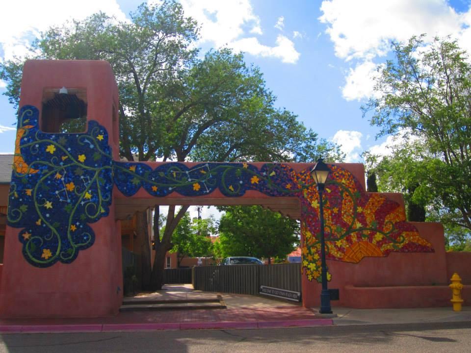 Old Towne in Albuquerque, NM - 2014